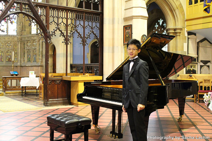 Windsor International Piano Competition